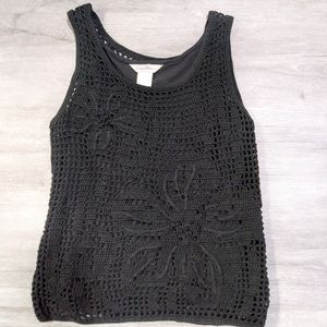 Tommy Bahama Crocheted Camisole Sz Sm